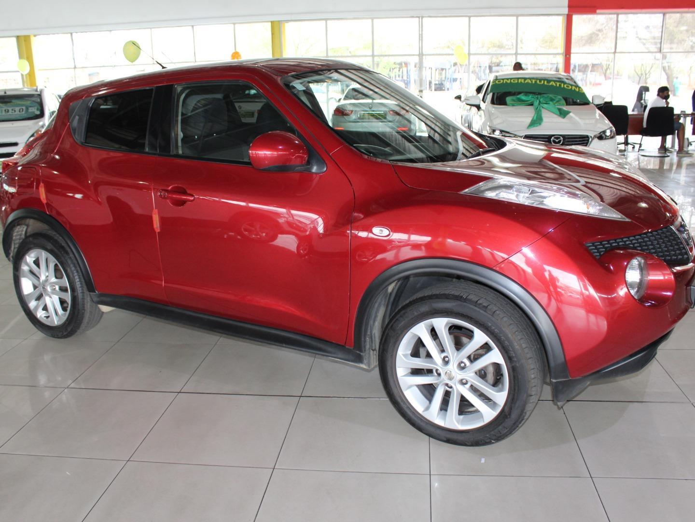2013 Nissan Juke 1.6T 4WD Tekna
