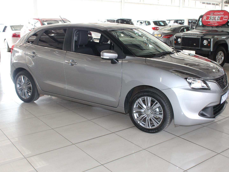 2019 Suzuki Baleno 1.4 GLX- Picture 1