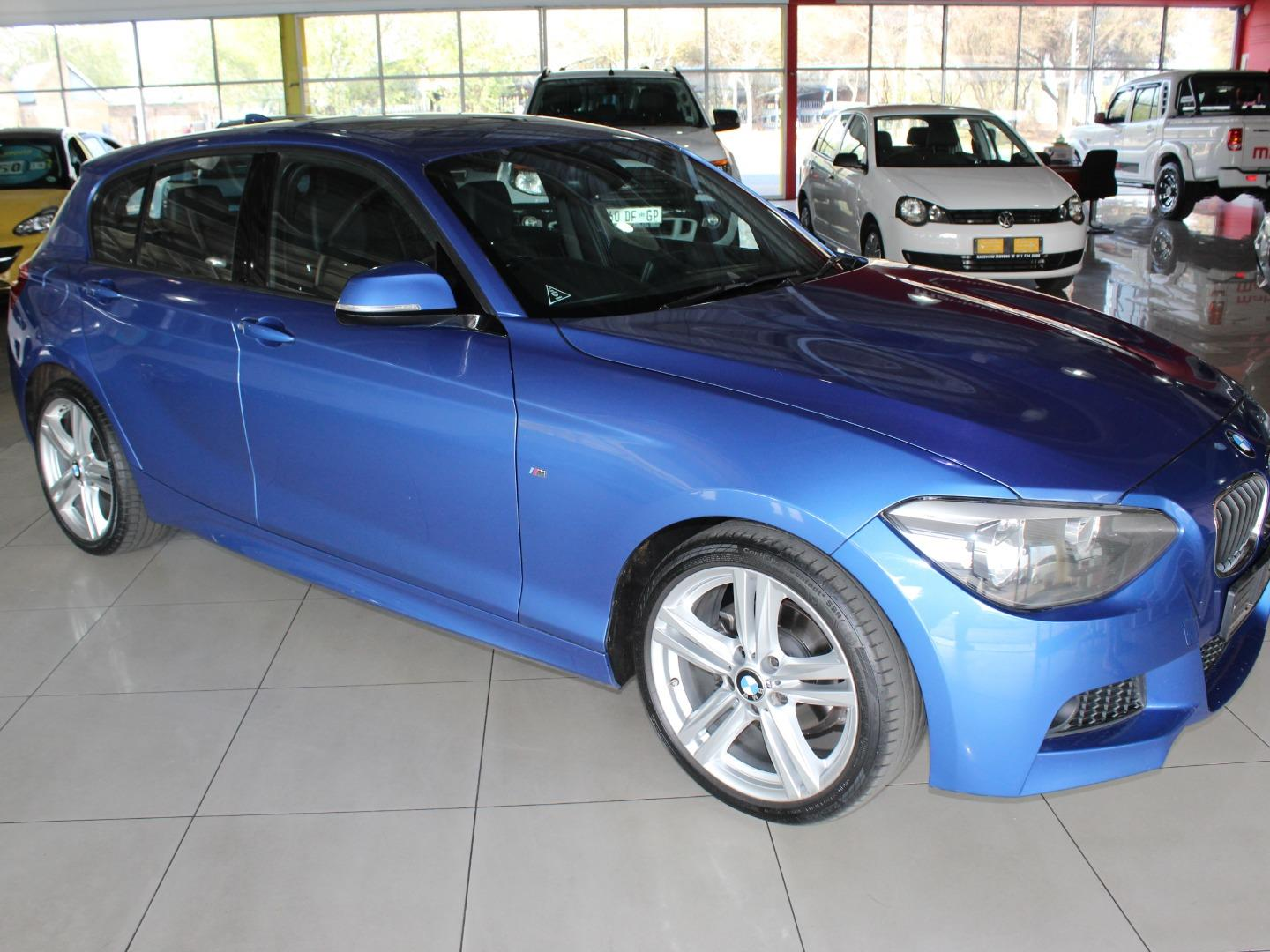 2015 BMW 1 Series 116i 5-Door M Sport Auto