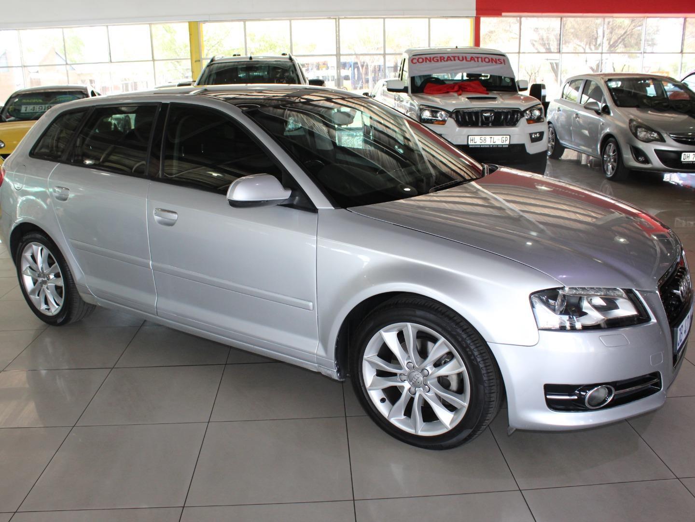 2012 Audi A3 Sportback 1.8T Ambition Auto