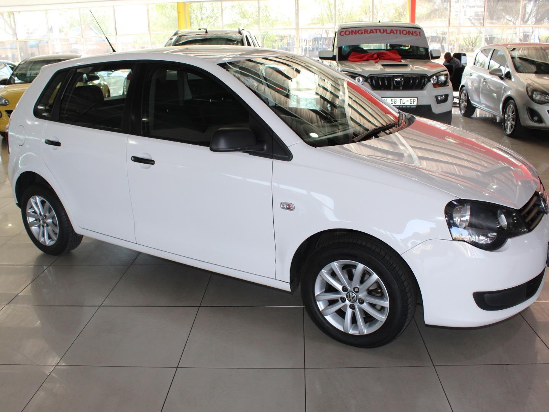 2012 Volkswagen Polo Vivo 5-Door 1.4