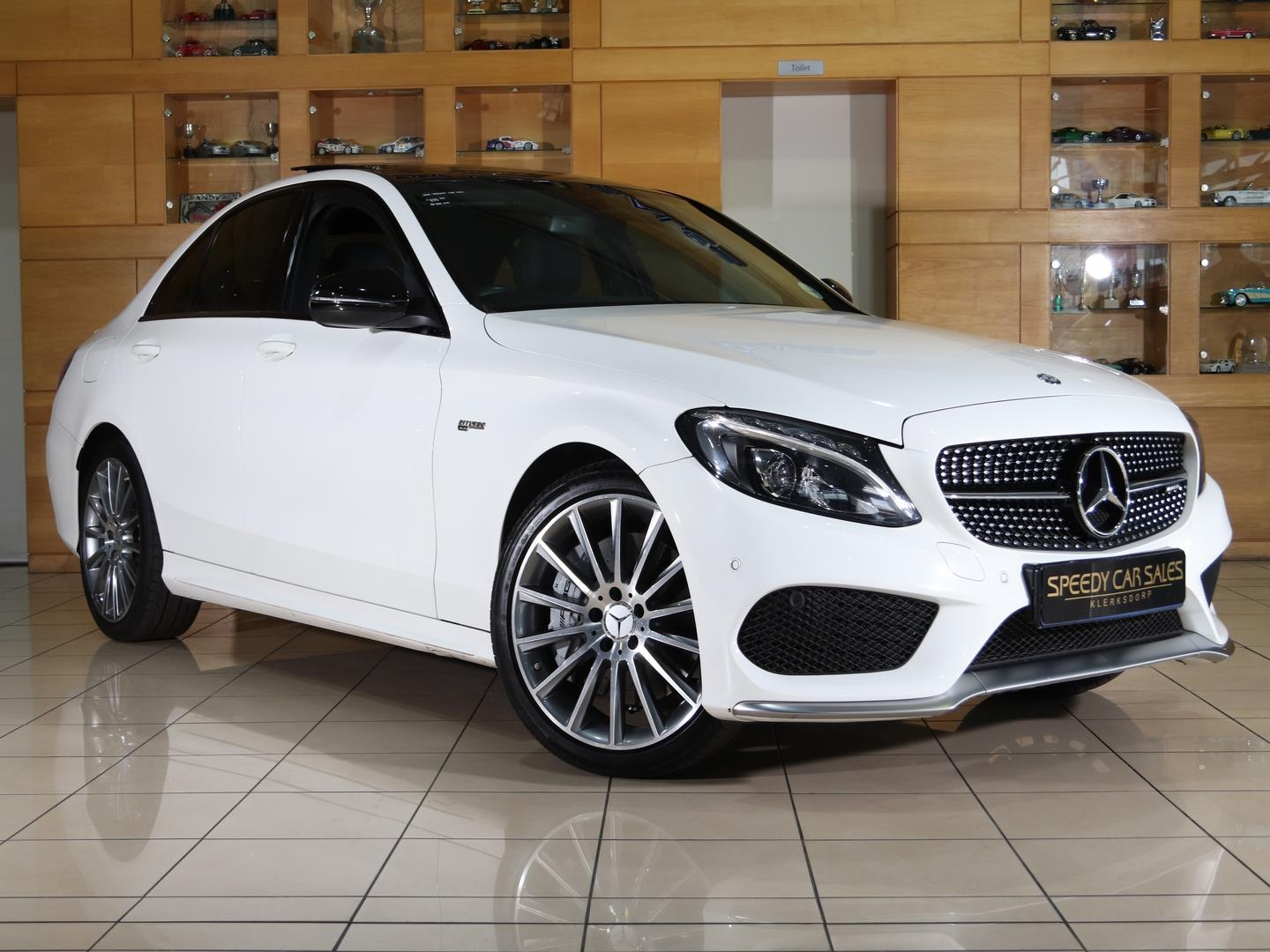 Mercedes-AMG C-Class (C43 4Matic) at Speedy Car Sales