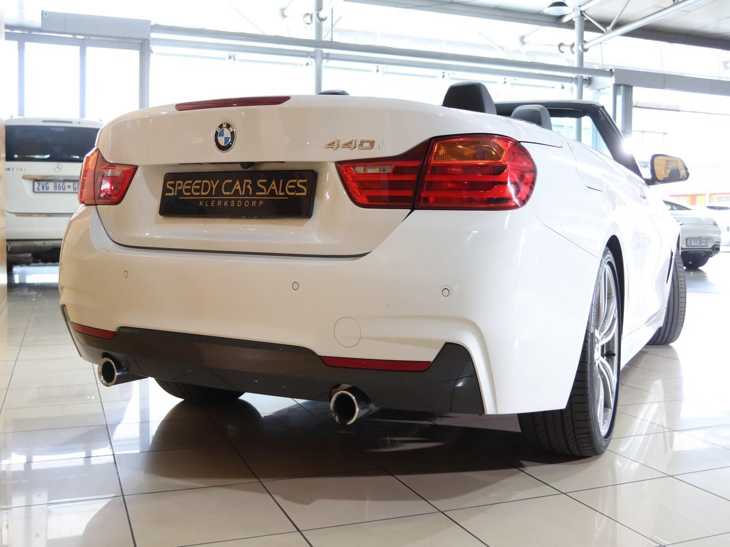 BMW 4 Series (440i Coupe M Sport) at Speedy Car Sales