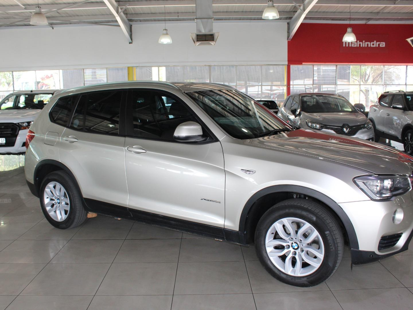 2015 BMW X3 xDrive20d Exclusive
