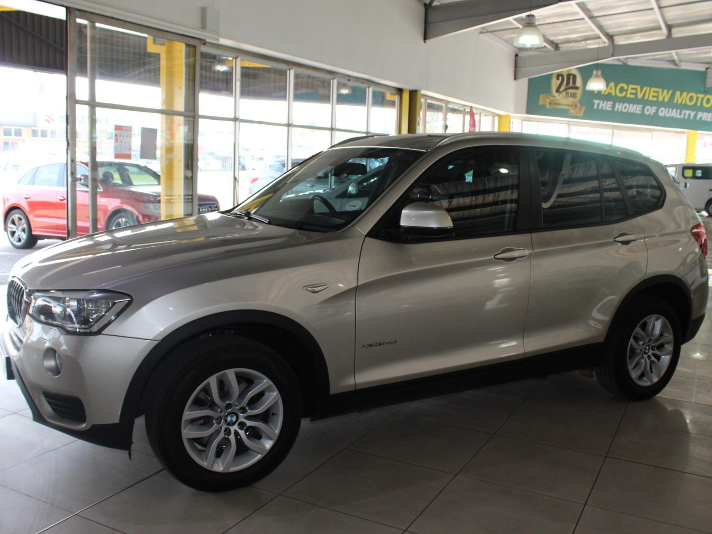 2015 BMW X3 xDrive20d Exclusive- Picture 2