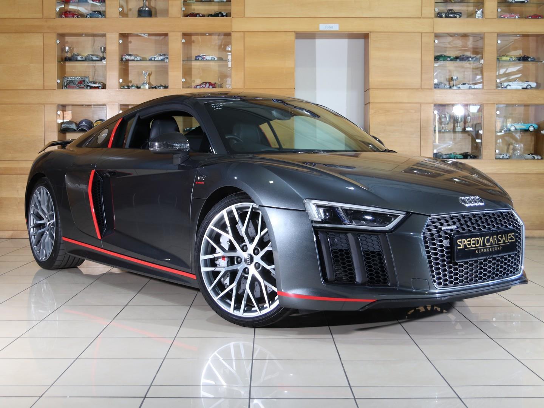 Audi R8 (Coupe 5.2 V10 Plus Quattro) at Speedy Car Sales