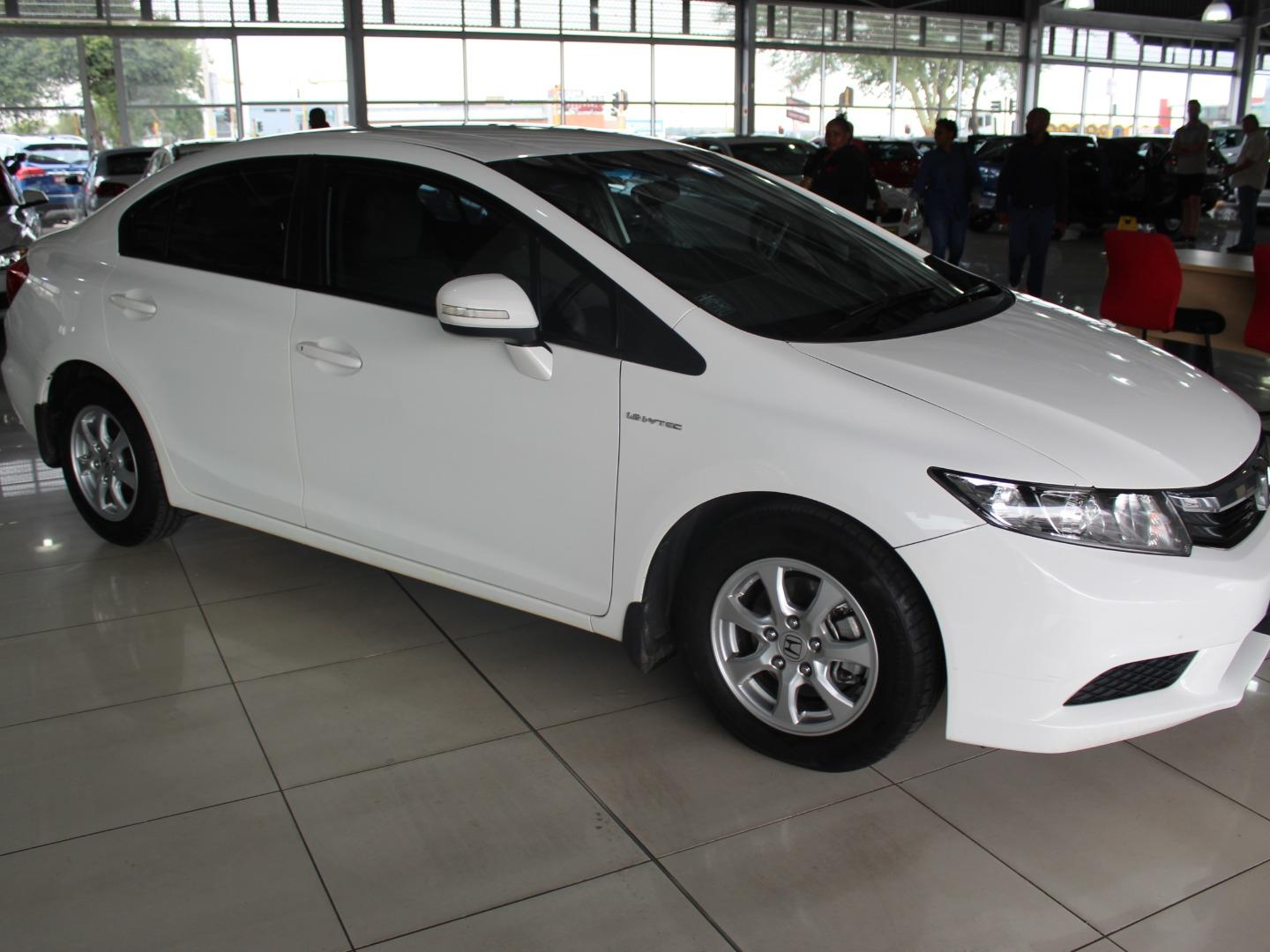 2014 Honda Civic Sedan 1.6 Comfort