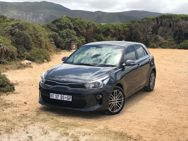 Quick review: Kia Rio 1 4 TEC auto - Expert KIA RIO Car Reviews
