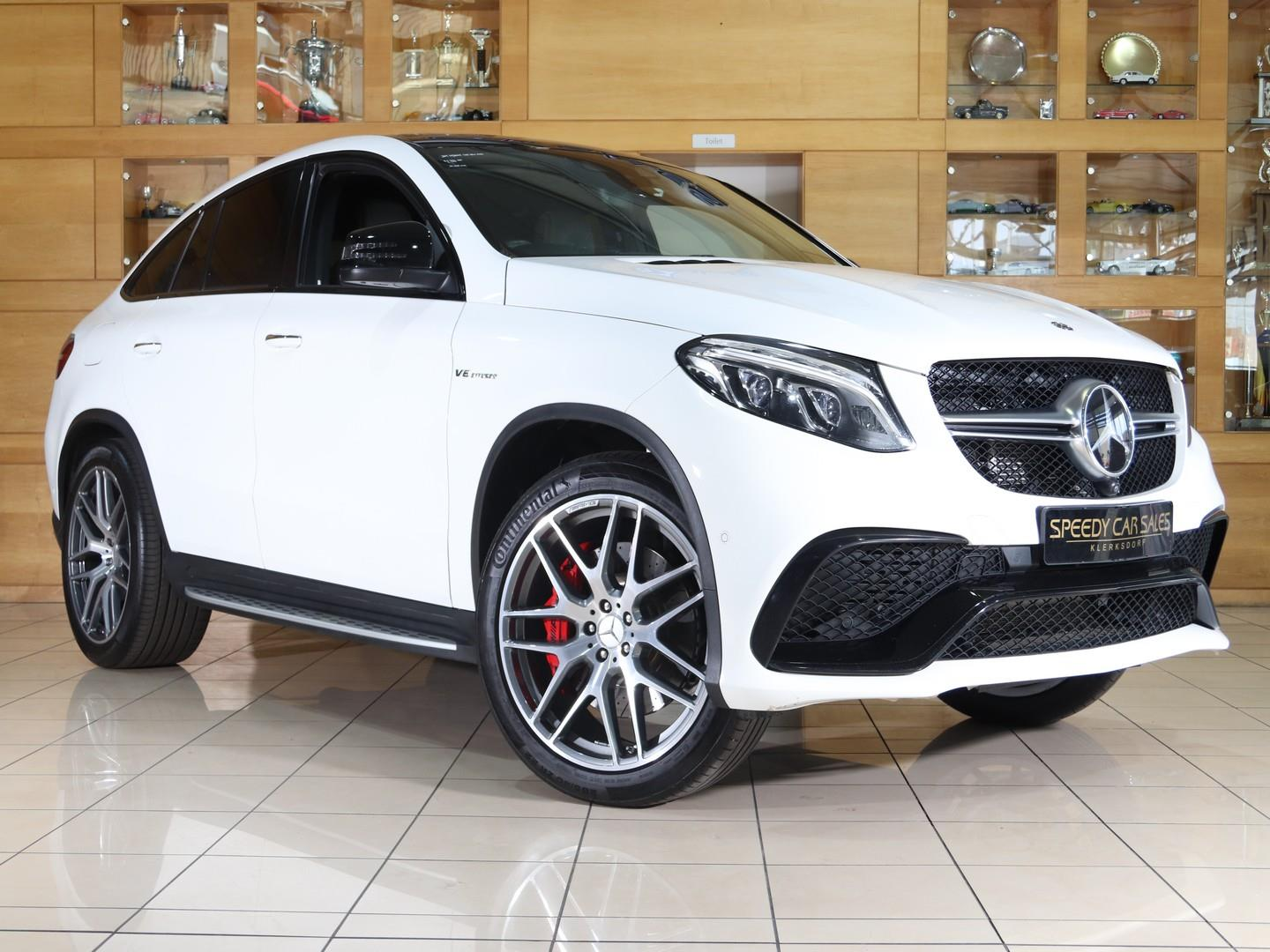 Mercedes-AMG GLE (GLE63 S Coupe) at Speedy Car Sales