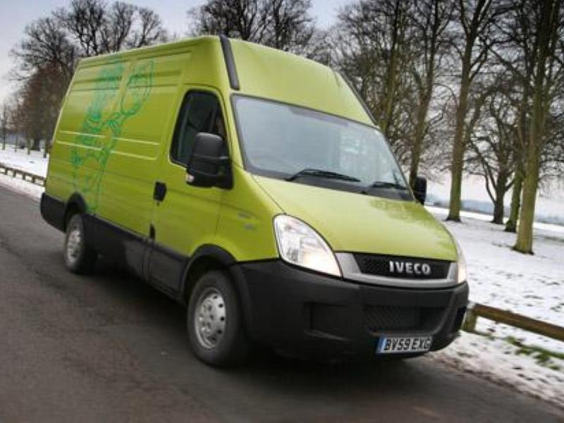 2010 Iveco Daily Panel Van Review - Expert IVECO DAILY Commercial