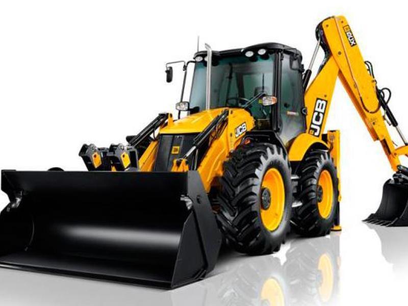 New Machine – JCB 5CX Backhoe - Expert JCB JCB Commercial