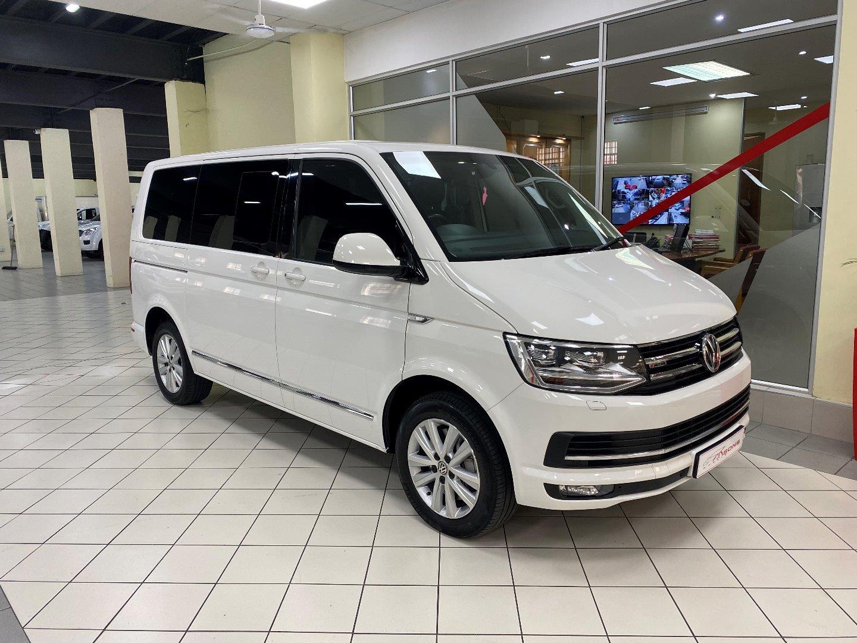2018 Volkswagen Caravelle