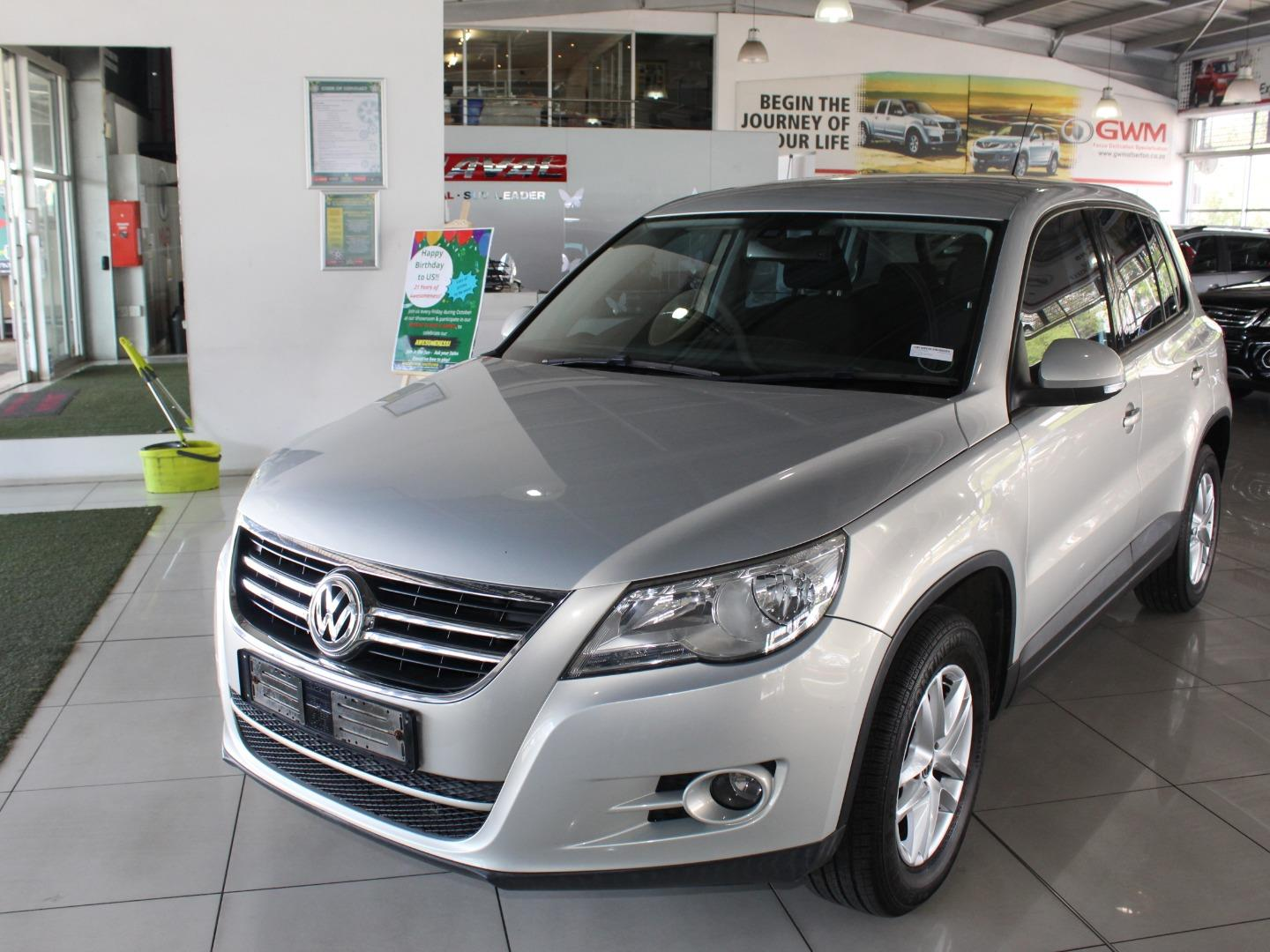 2010 Volkswagen Tiguan 1.4TSI Trend-and-Fun 4Motion- Picture 8