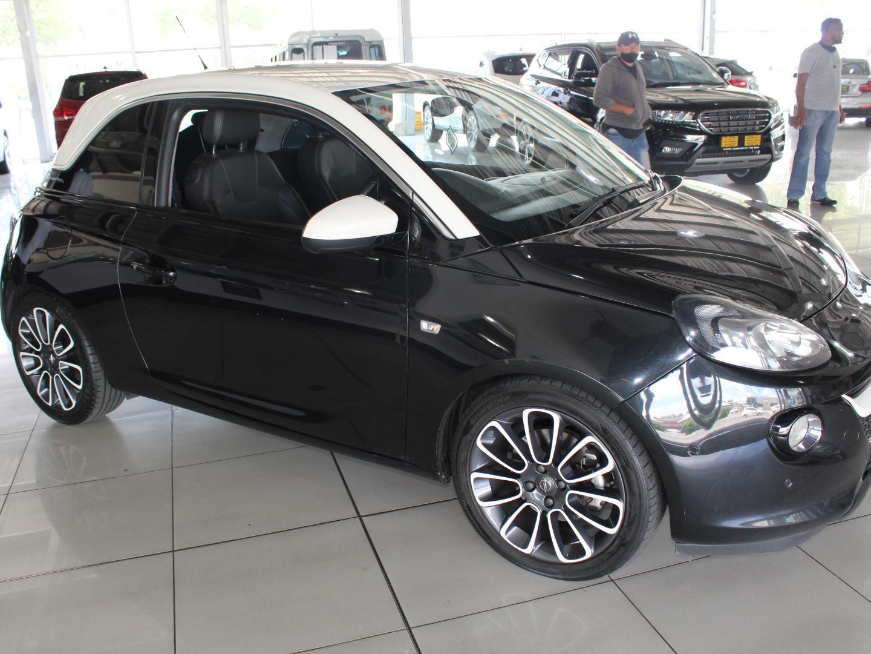 2015 Opel Adam 1.0T Glam