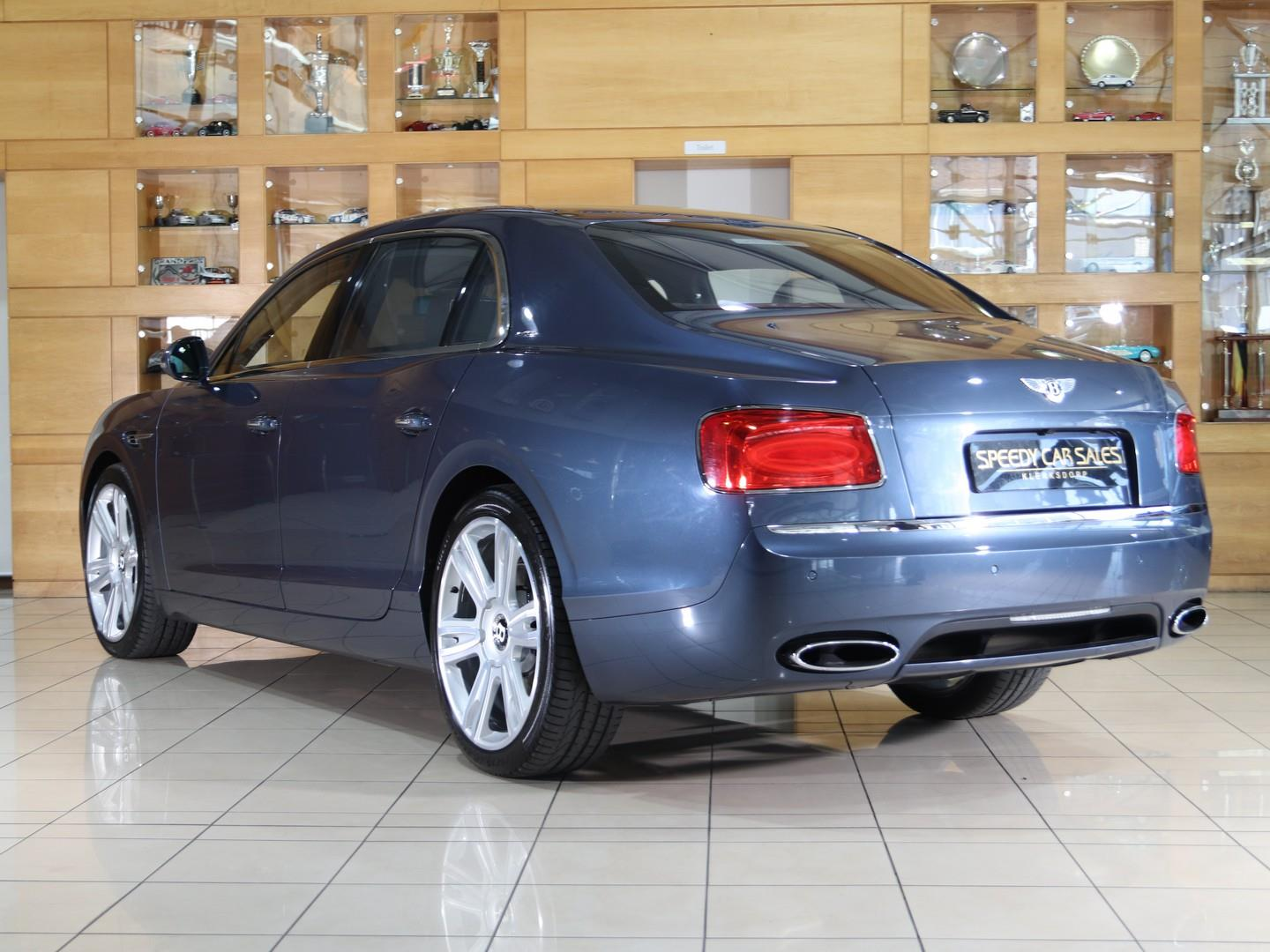 Bentley Flying Spur (W12) at Speedy Car Sales