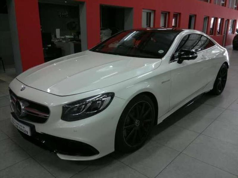 Mercedes Amg S Class S63 Amg Coupe For Sale In Pietermaritzburg Id