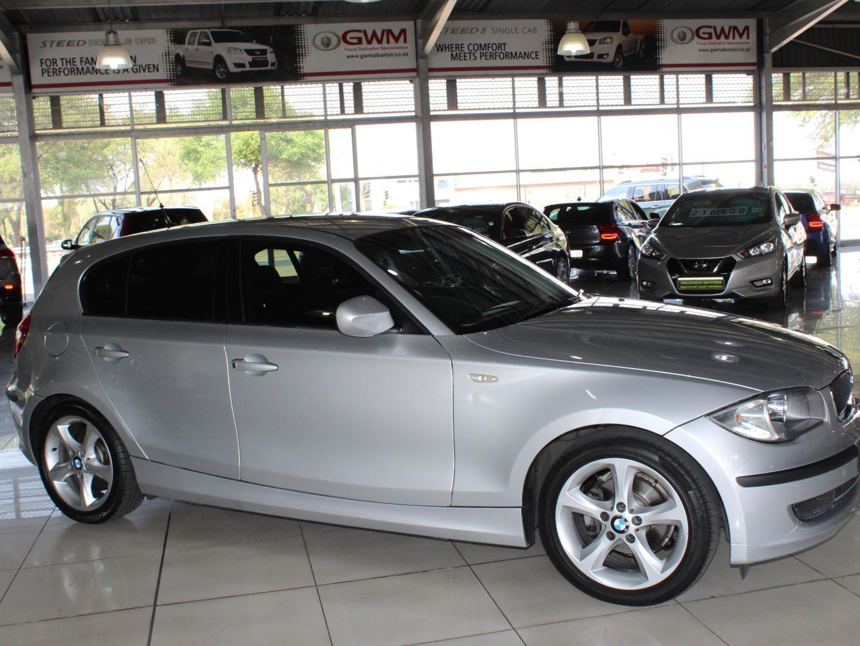 2010 BMW 1 Series 116i 5-Door Auto