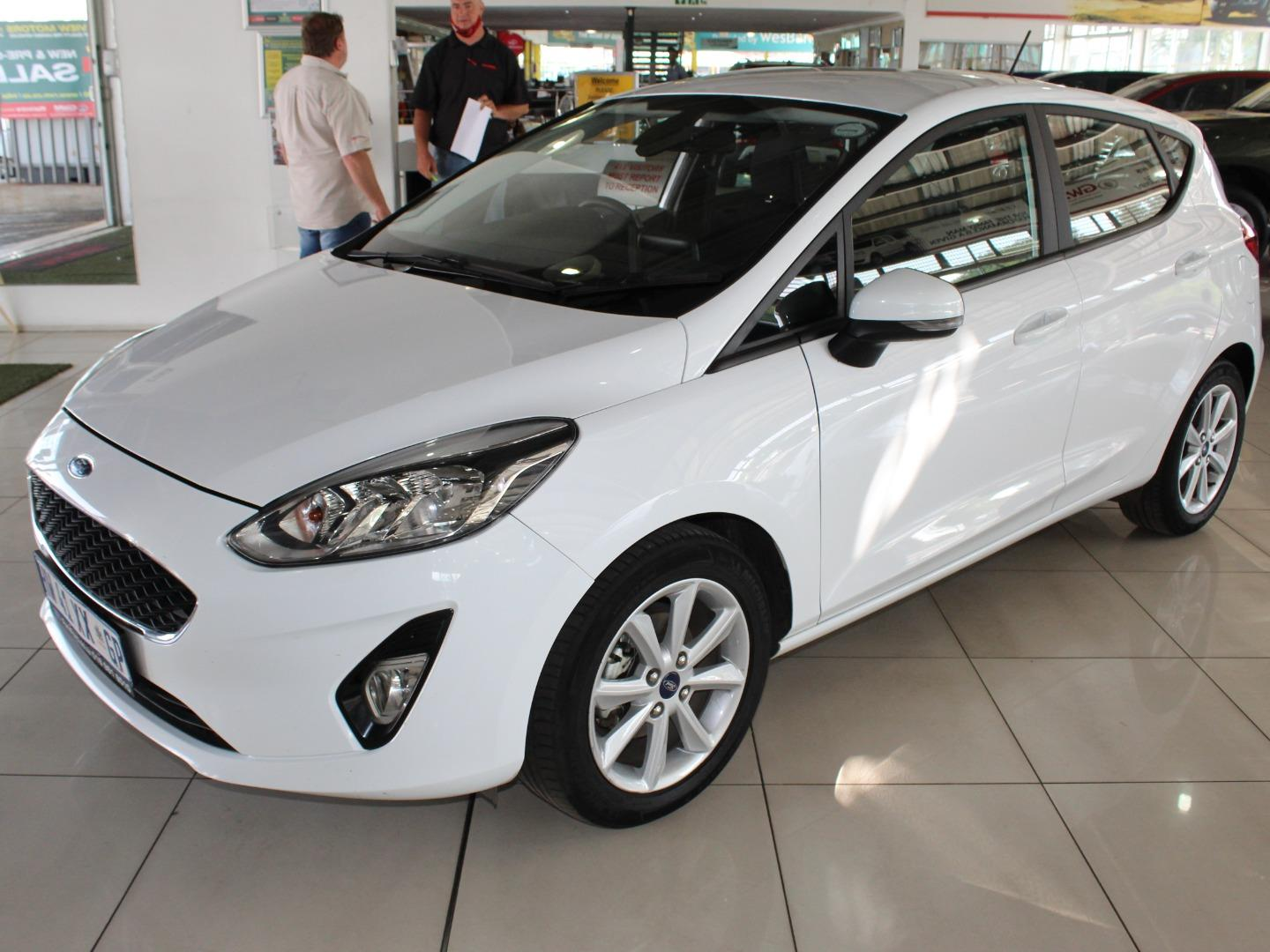 2019 Ford Fiesta 1.0T Trend- Picture 8