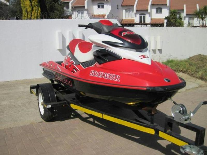 Seadoo SEADOO RXP 215 SUPERCHARGED ROTAX 4-TEC for sale in