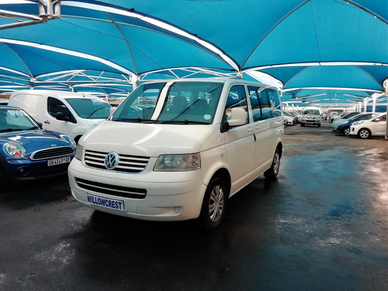 2006 Volkswagen Kombi