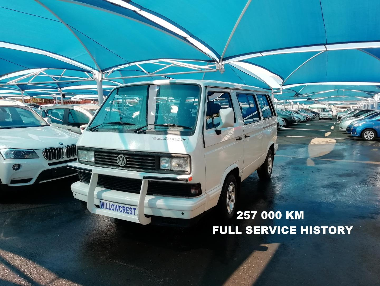 1998 Volkswagen Kombi