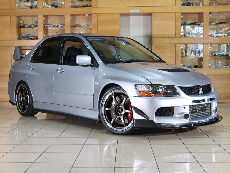 Mitsubishi Lancer (2.0 Evolution IX) at Speedy Car Sales