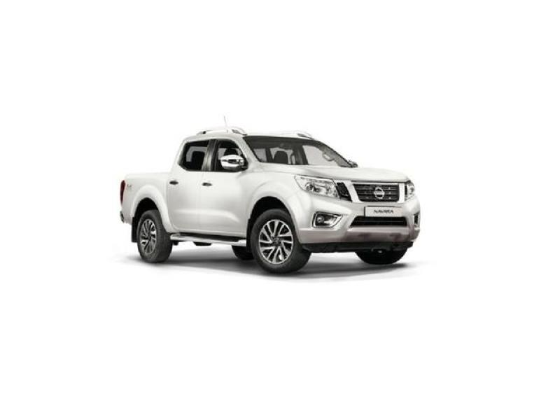 Nissan Navara 2 3D Double Cab 4x4 LE for sale in Nigel - ID