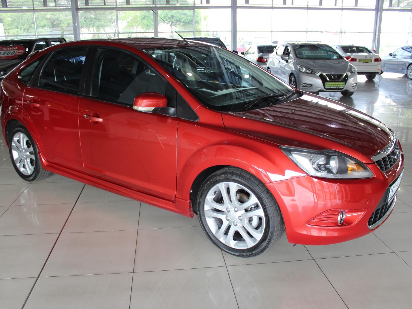2010 Ford Focus 1.8 5-Door Si