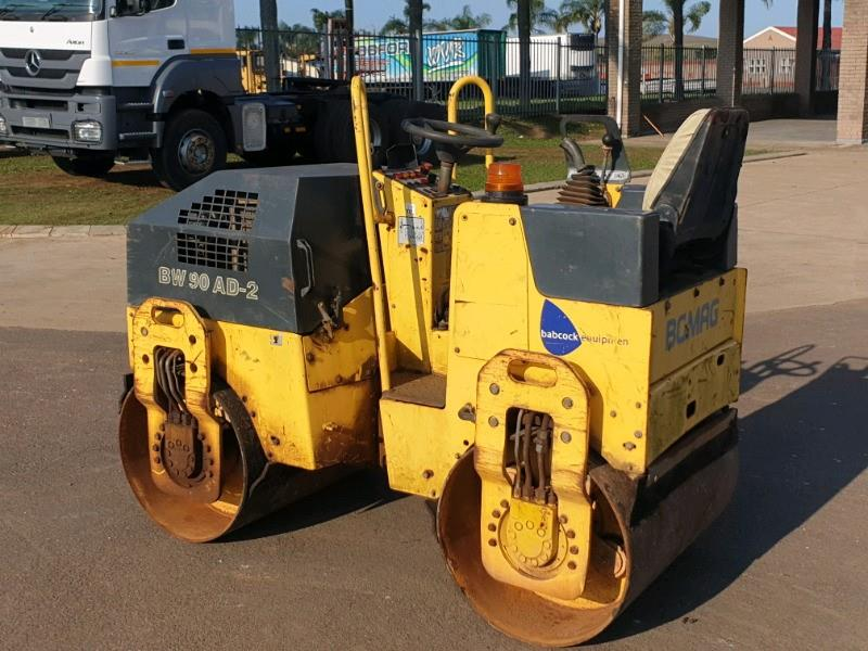 2007 Bomag BW90 AD-2 ROLLER