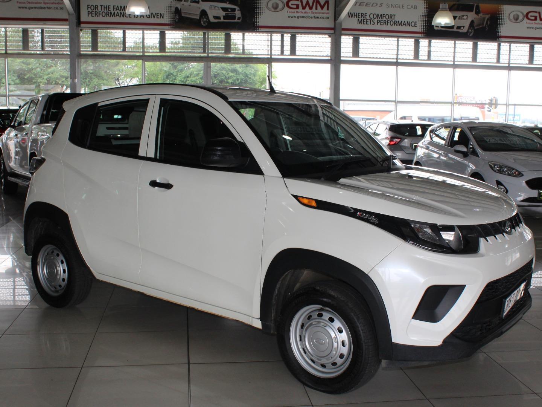 2019 Mahindra KUV100 Nxt 1.2 G80 K2+