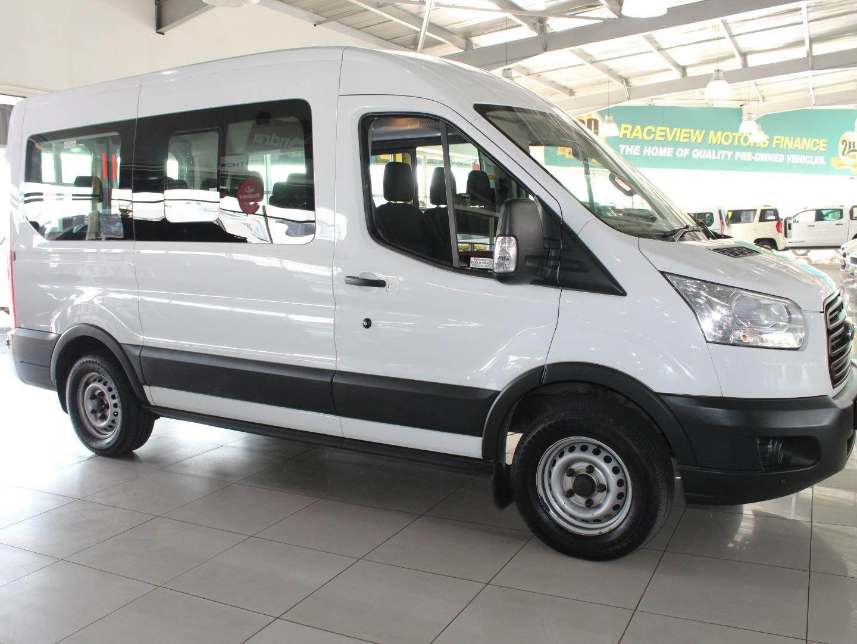 2016 Ford Transit 2.2TDCi 114kW LWB Panel Van (Aircon)