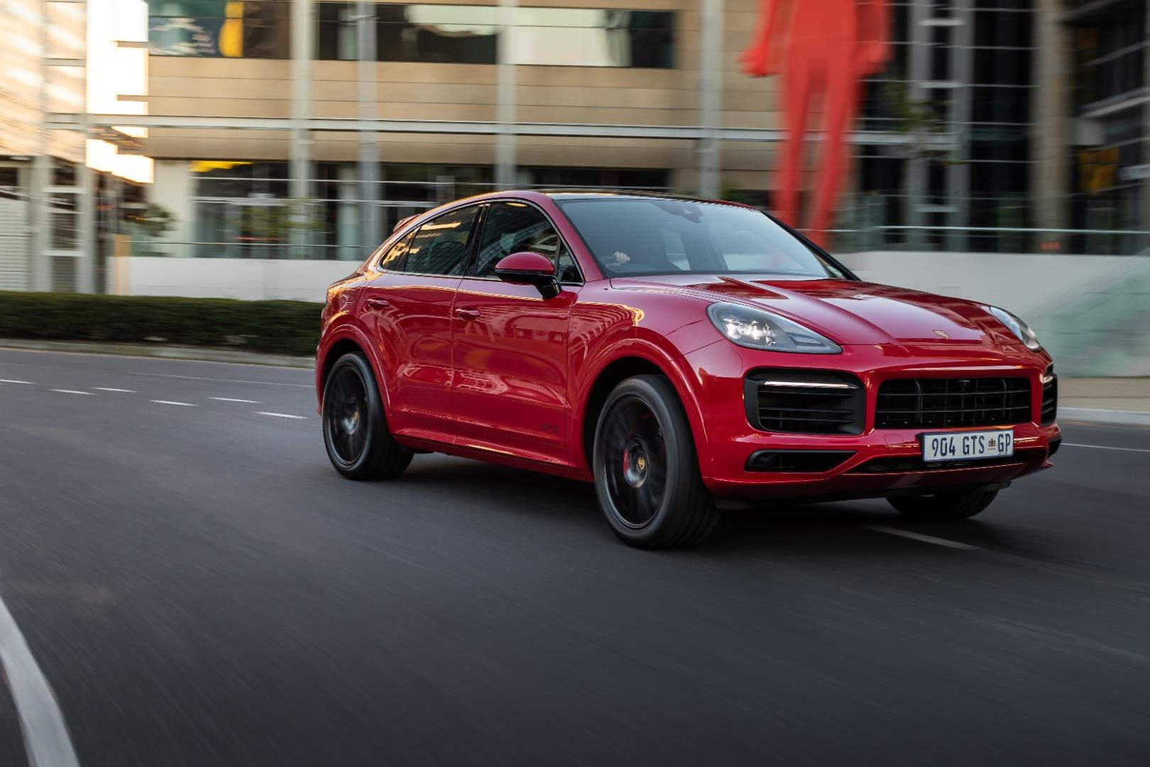 Porsche Cayenne Gts 2020 First Drive Impression The Return Of The V8 Motoring News And Advice Autotrader