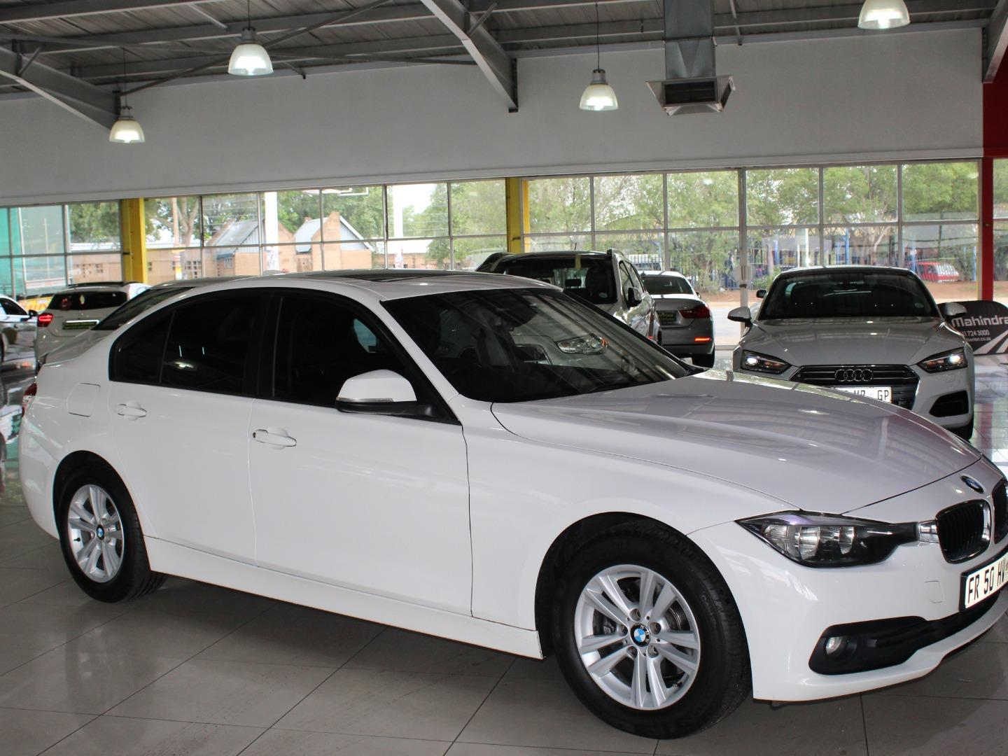 2017 BMW 3 Series 320d Auto- Picture 1