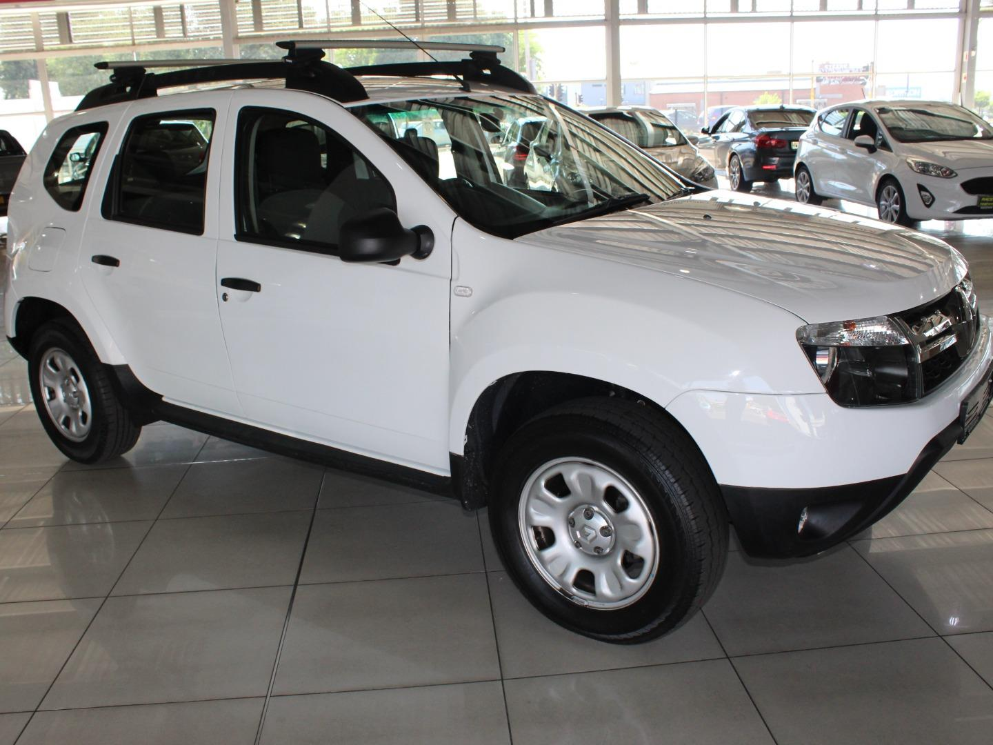 2016 Renault Duster 1.6 Expression