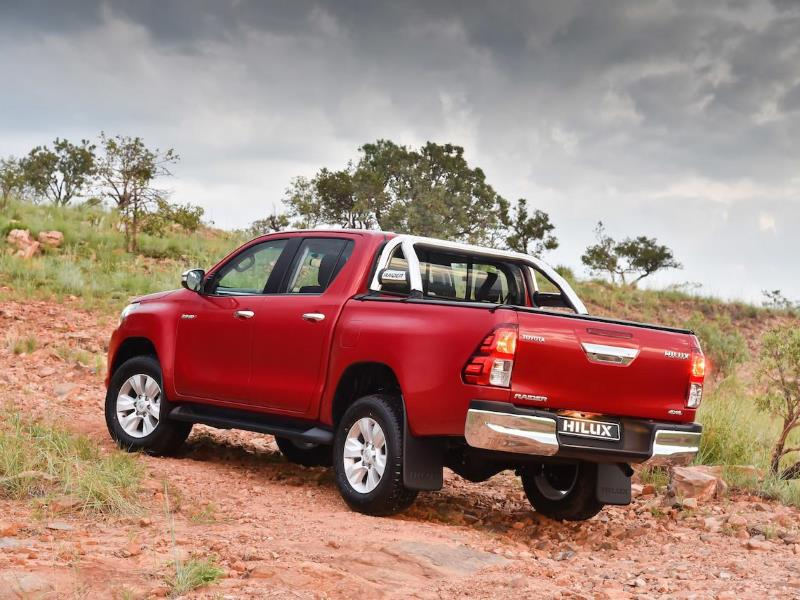 Everything you need to know about the Toyota Hilux