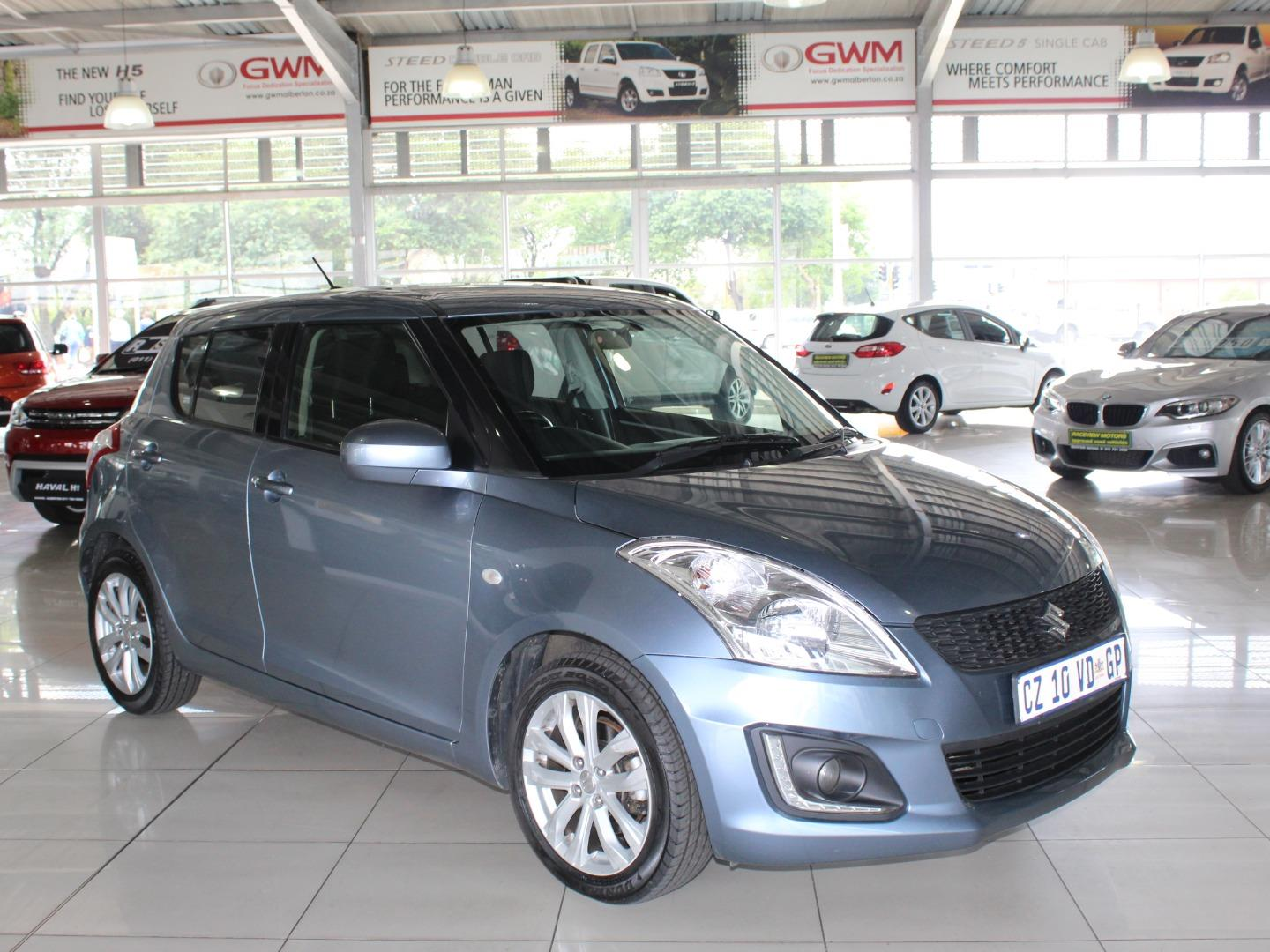 2014 Suzuki Swift Hatch 1.2 GL